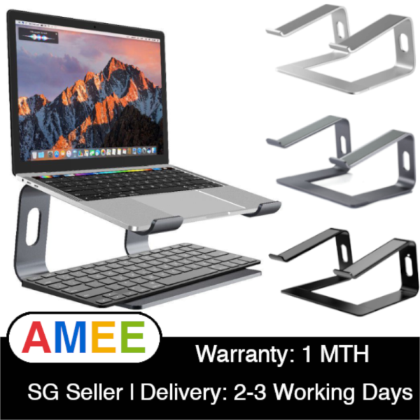 SeenDa Aluminium Laptop Stand for laptops notebook stand for notebooks - macbook pro stand, dell, hp, acer, asus, lenovo