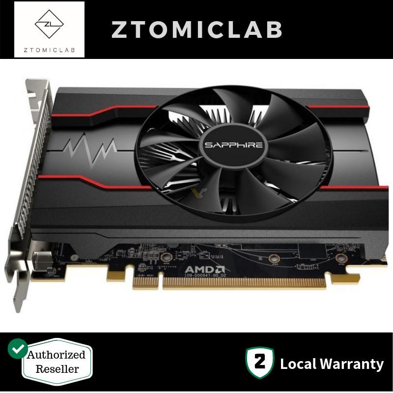 Sapphire PULSE Radeon RX550 GDDR5 2GB