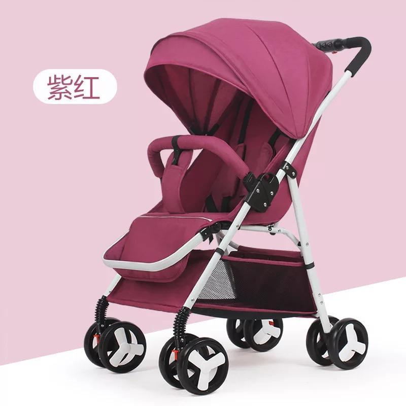 NEW Arrival Lightweight Children Kid Toddler Newborn Infant Baby Stroller / Baby Pram Compact Folding Travel Check In Kg Waterproof Folding Trolley Carriage Sets Pockit Multi Function Double Twins Girl Boy High Chair Reclinable Seat Singapore