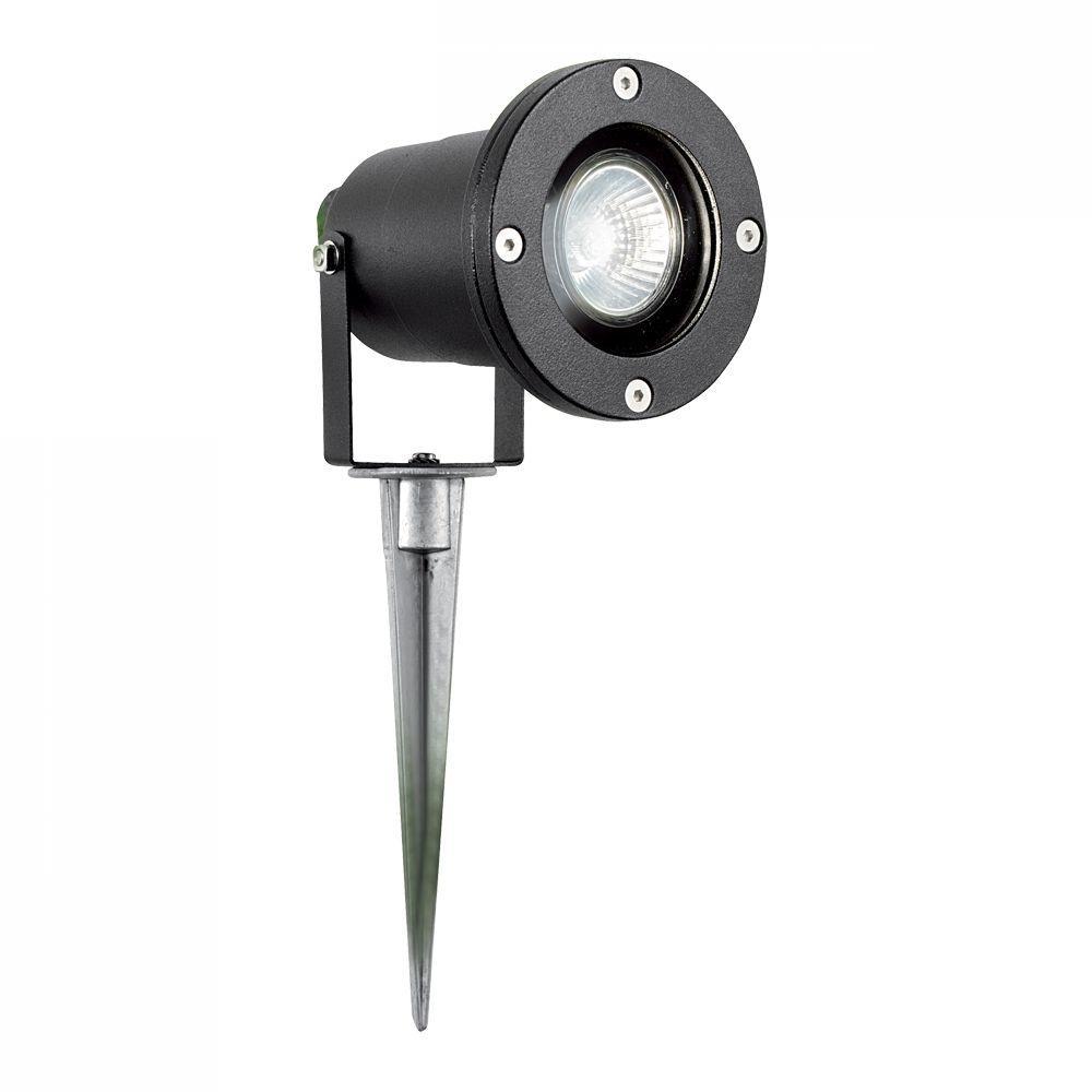 Garden Spike light - LED GU10 COB 3W warm white