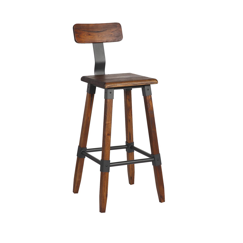 Bar Stool – Sanctum Wood