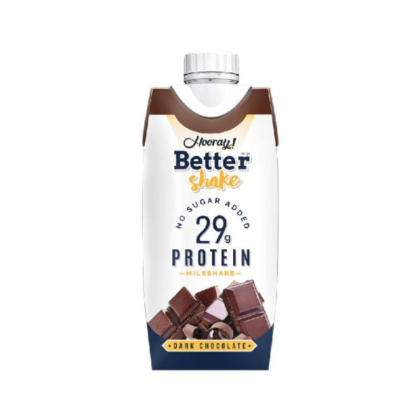 Buy Hooray! Better Shake Protein Milkshake 330ml (Box of 12) Singapore
