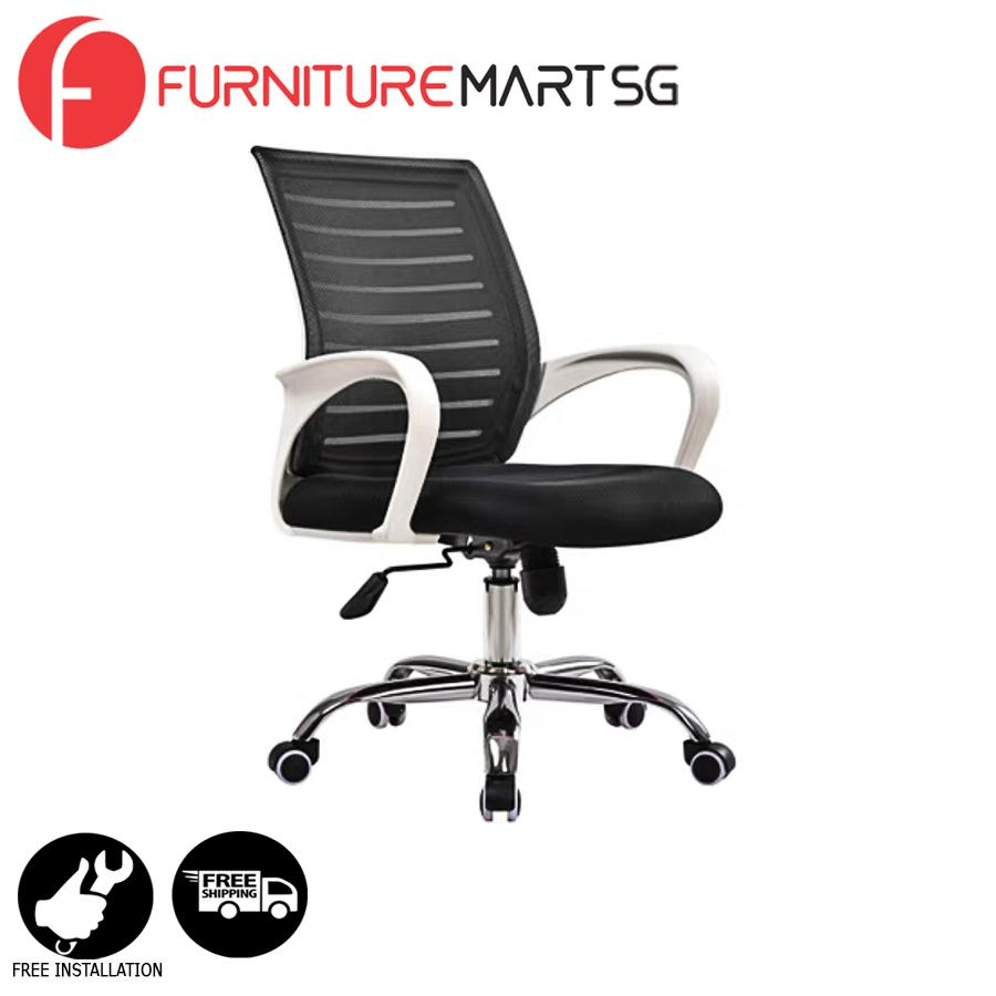 [FurnitureMartSG] Jacey Office Chair_FREE DELIVERY + FREE INSTALLATION