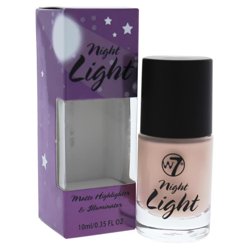 Buy W7 Night Light Matte Highlighter Illuminator - 0.35 oz Highlighter Singapore
