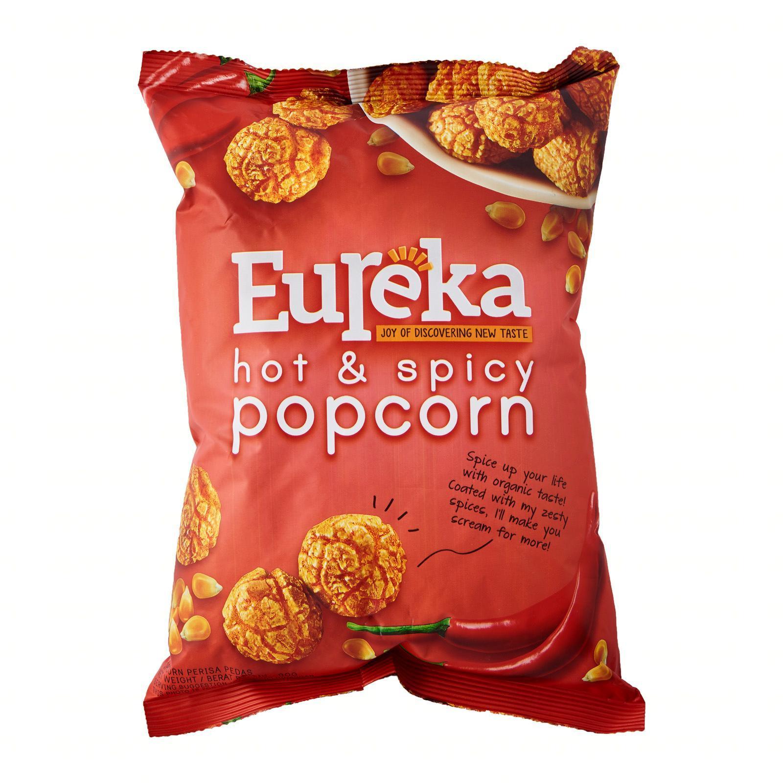 Eureka Popcorn Hot And Spicy - By Prestigio Delights