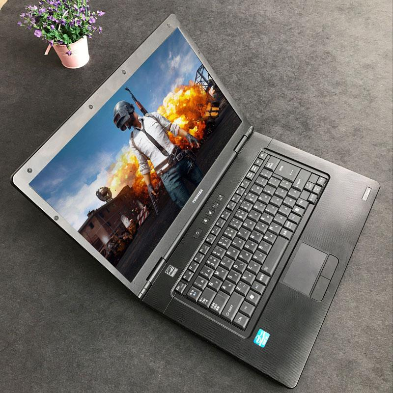 Toshiba Business Laptop / Notebook /Ultrabook - 15 6 inch Big Screen - Core  i5 4200U / 8 GB RAM /128 GB SSD (Refurbished)