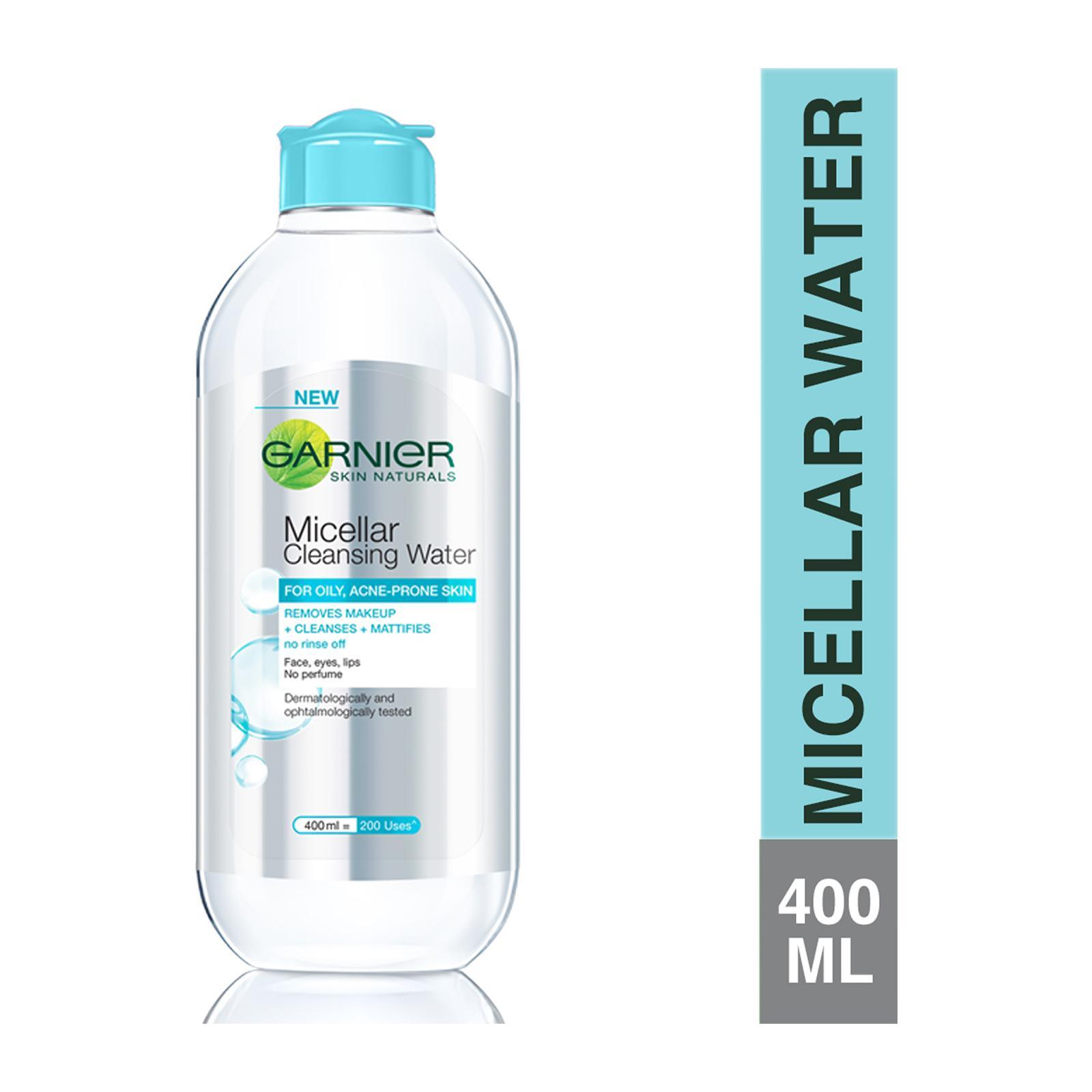 Garnier Micellar CleansIng Water Pure Active Light Blue