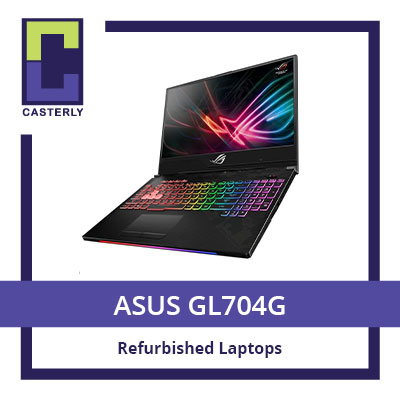 [Refurbished] ASUS GL704G / I7-8th Gen / 16GB / 512SSD RTX2070 / 3 Months Warranty