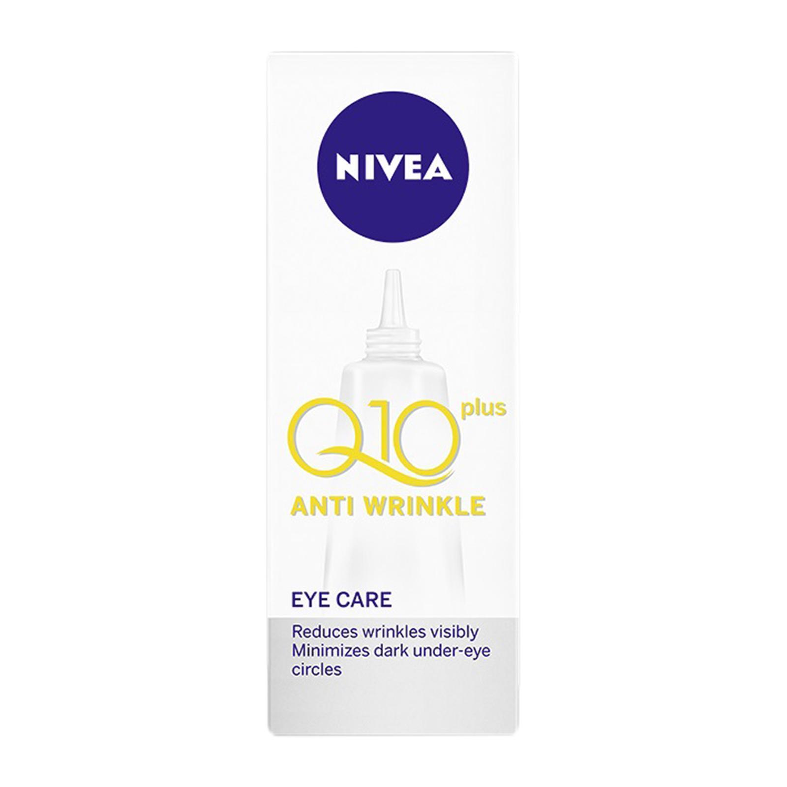 Nivea Face Care For Women Anti-Ageing Anti-Wrinkle Q10 Plus Eye Cream
