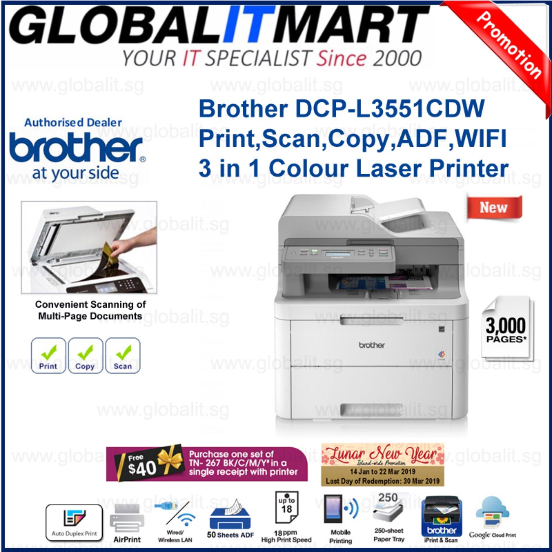 DRIVERS FOR BROTHER DCP-L3551CDW