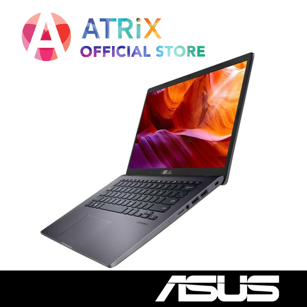 ASUS Laptop X series 14inch X415EA-EK032T | 14.0 FHD | i5-1135G7 | 8GB DDR4 RAM | 512GB M2 SSD | Backlit Keyboard | Win10 Home | 1Y ASUS Warranty