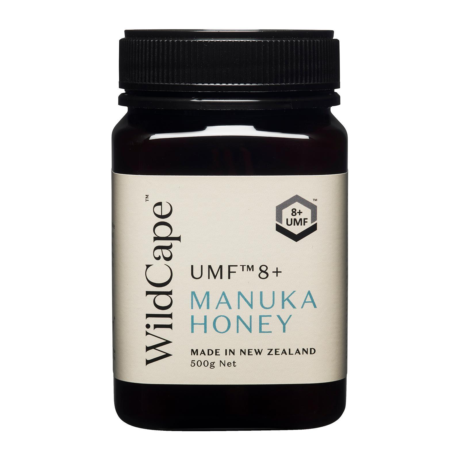 WildCape Manuka Honey UMF 8+ - By Nature's Nutrition