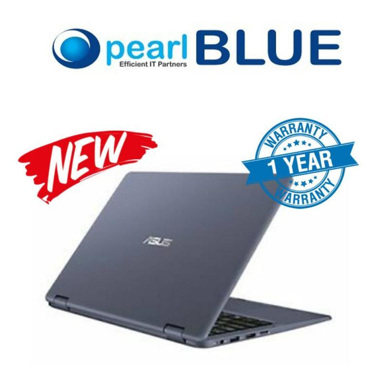 """ASUS VivoBook Flip 12 TP202NA-EH012TS 11.6"""" HD LED (1366x768) Intel® Quad-Core Pentium® N4200 Processor / DDR3 4GB / 64G EMMC / Intel HD Graphics 505"""