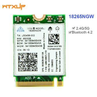 การส่งเสริม Tri-Band Wireless-AC 18265 wifi Adapter 2 4G/5G