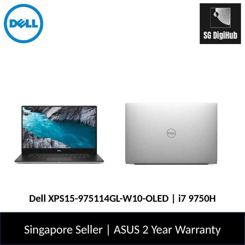 Dell XPS15-975114GL-W10-OLED | i7 9750H | 16GB RAM | 1 TB SSD | NVIDIA GTX 1650 | 2Y Warranty
