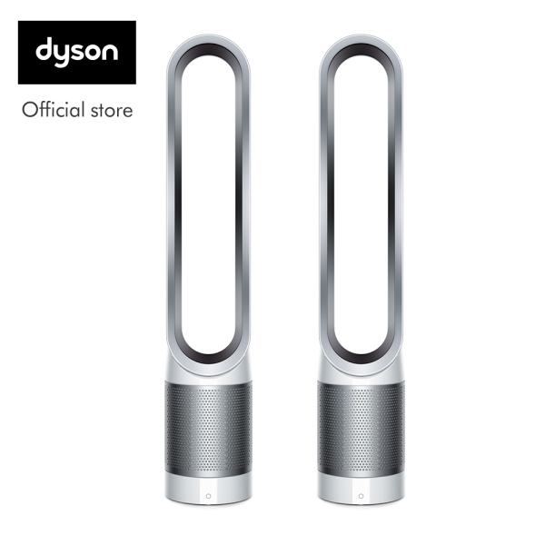 Dyson Pure Cool Link™ TP03 Air Purifier Tower Fan White Silver [Twin Bundle] Singapore