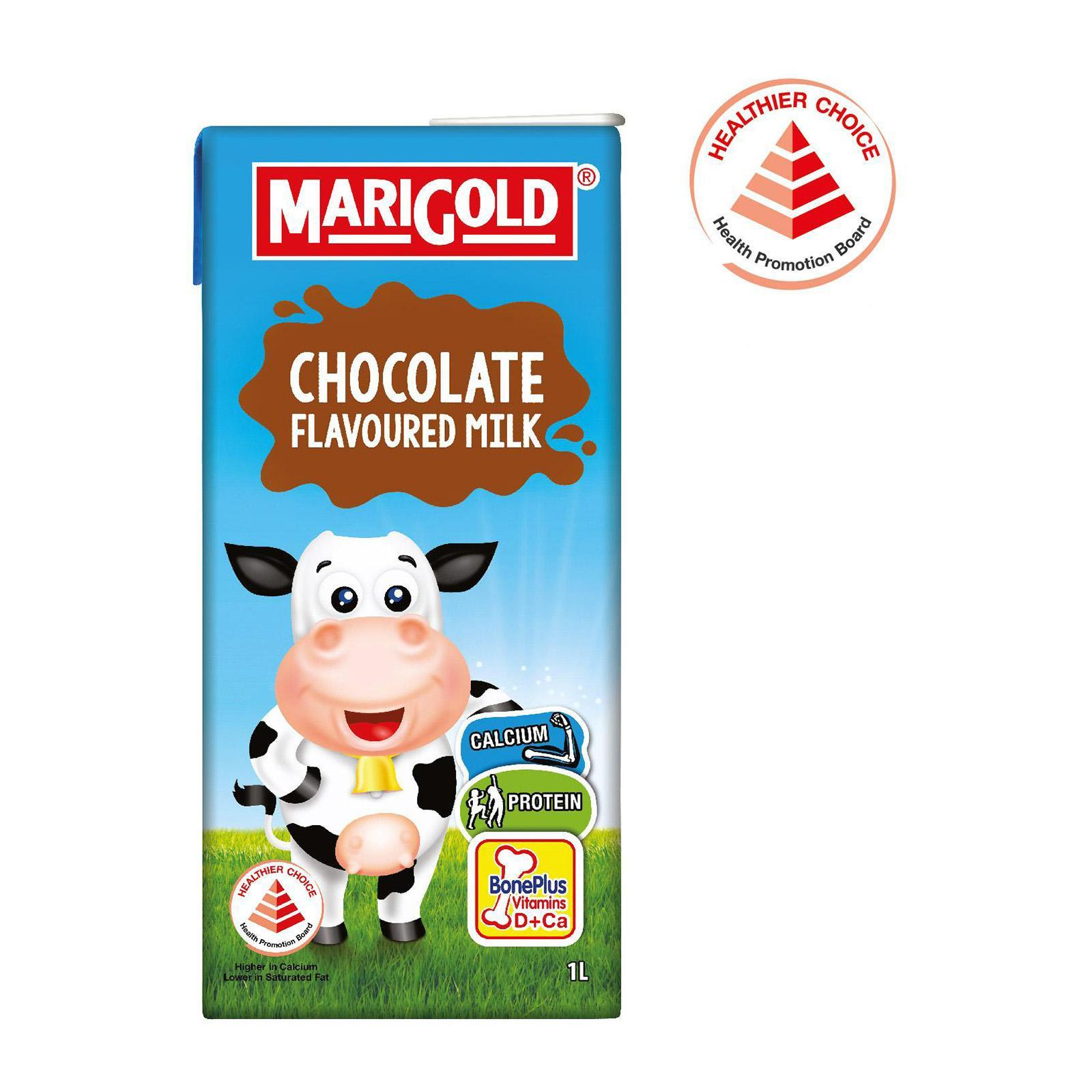 Marigold Uht Chocolate Milk By Redmart.