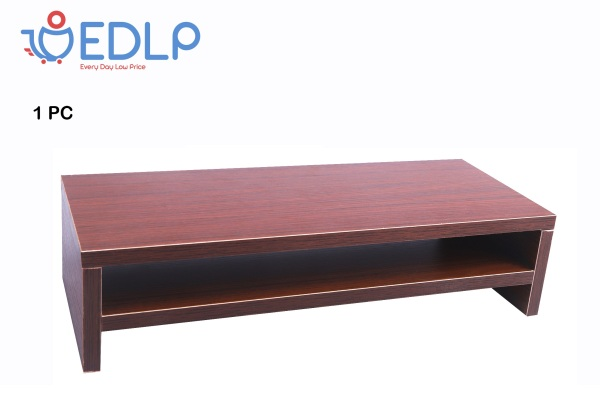 Ergonomic Monitor Stand - Monitor Riser - Eye Level Stand For Monitors Or Laptops by EDLP
