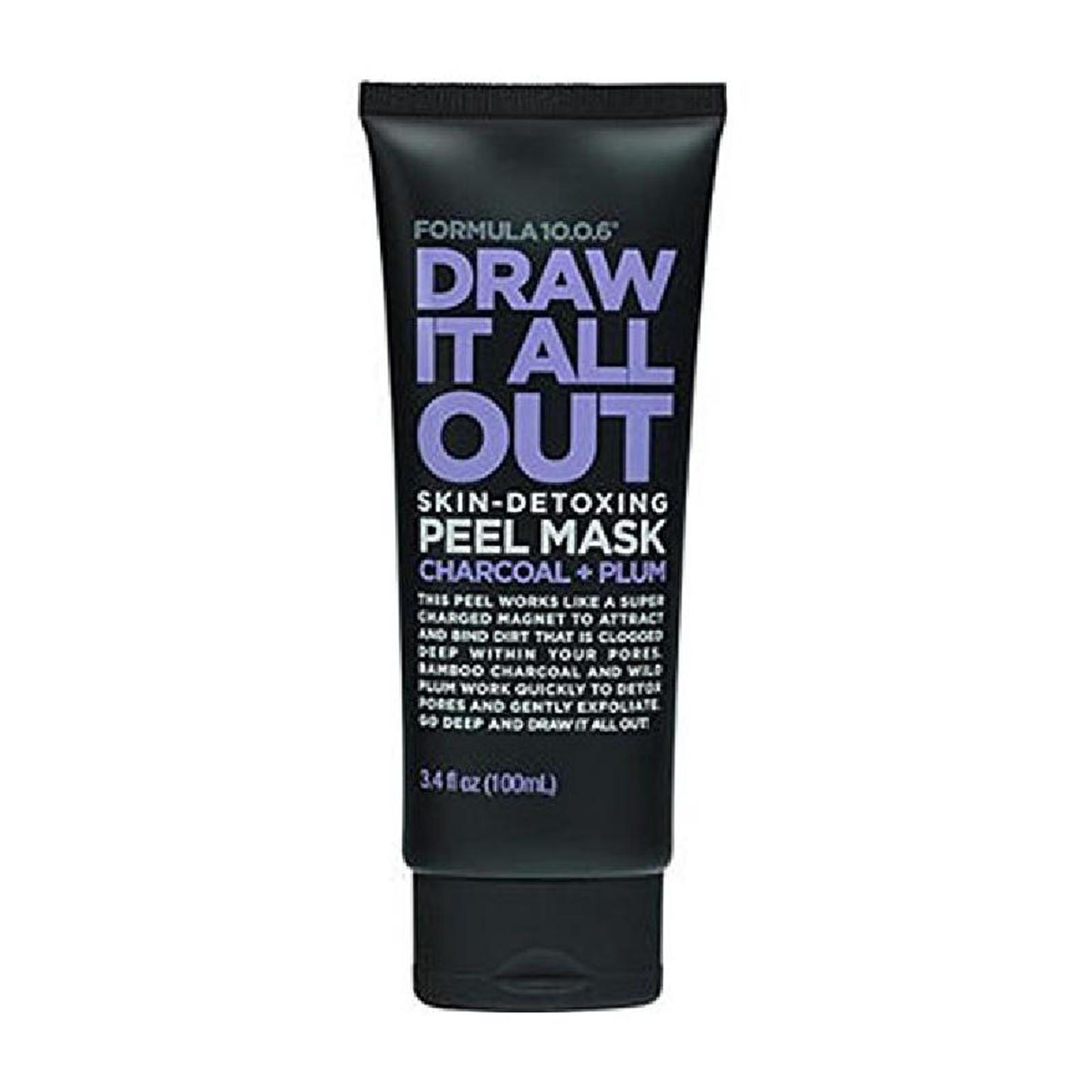 Formula 10.0.6 Draw It All Out Skin-detoxing Peel Mask