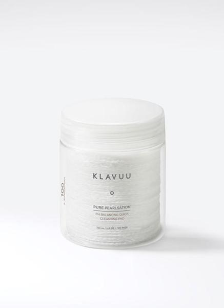 Buy Klavuu PURE PEARLSATION PH BALANCING QUICK CLEANSING PAD - ARESA BEAUTE Singapore