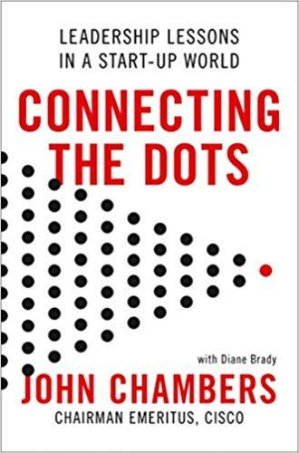Connecting the Dots : Leadership Lessons in a Startup World