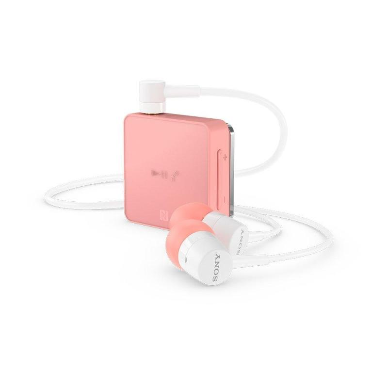 Sony SBH24 Stereo Bluetooth Headset - Pink Singapore