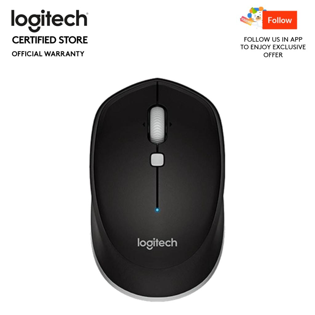 cf5998f29d7 Logitech M337 Black Compact Bluetooth Mouse (Apple Mac, Microsoft Windows)  #LogitechC&PWk12_13FlashSaleJun2019