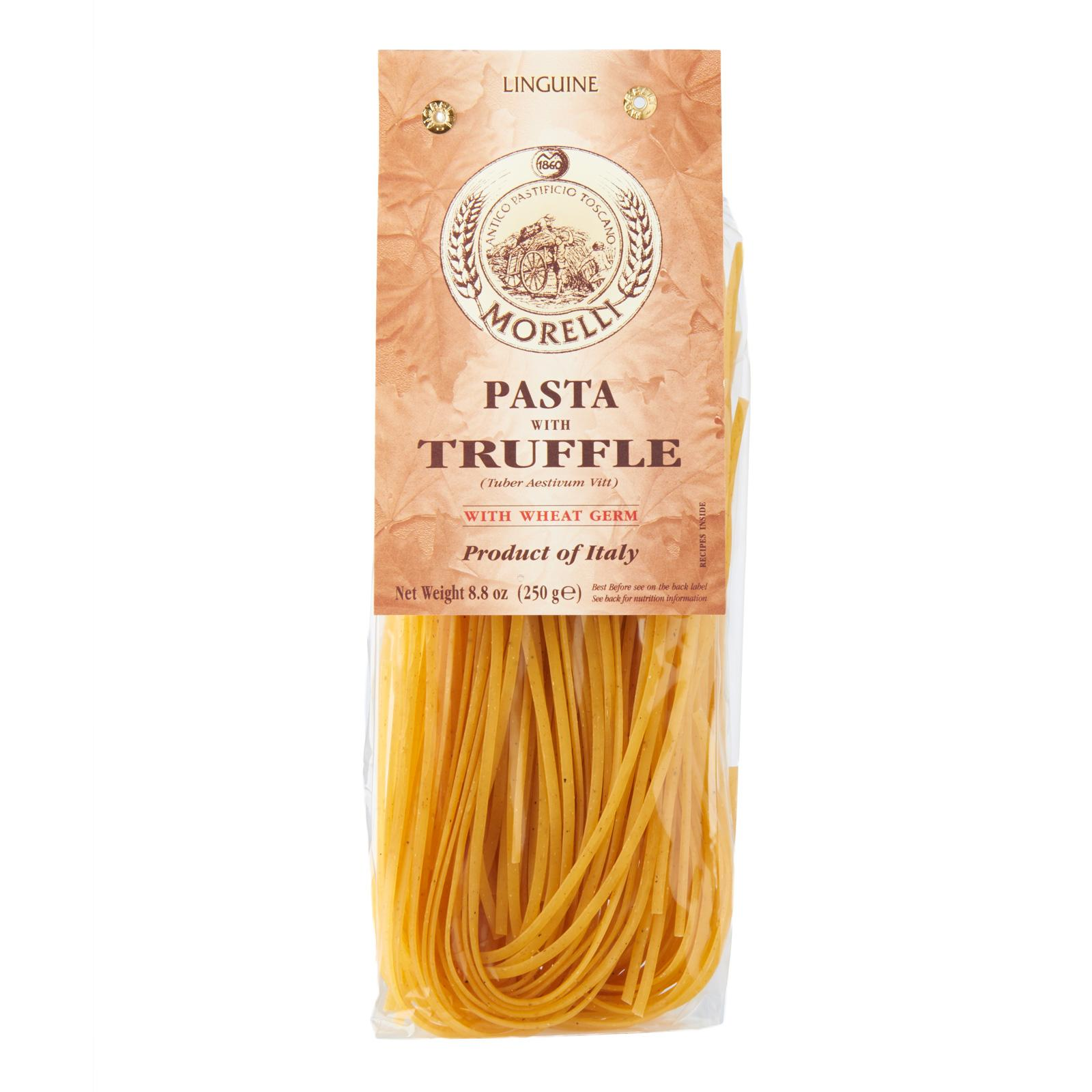 Morelli Pasta Linguine With Truffle By Redmart.
