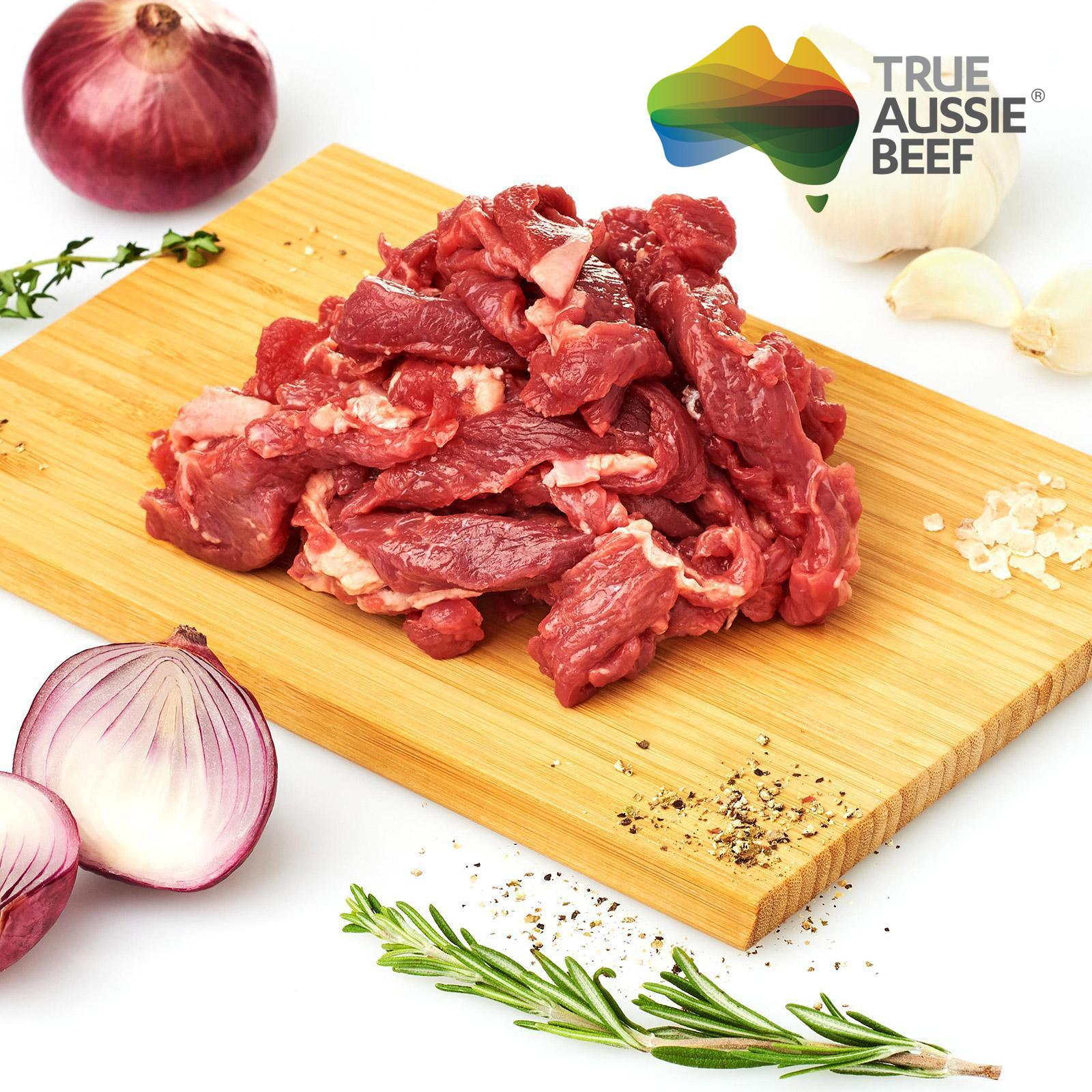 RedMart Grass Fed Beef Stir Fry Strips - Australia