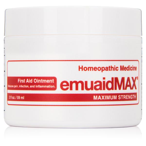 Buy EmuaidMax First Aid Ointment (Maximum Strength) Eczema Sunburn Itchy Skin Emuaid Max Singapore