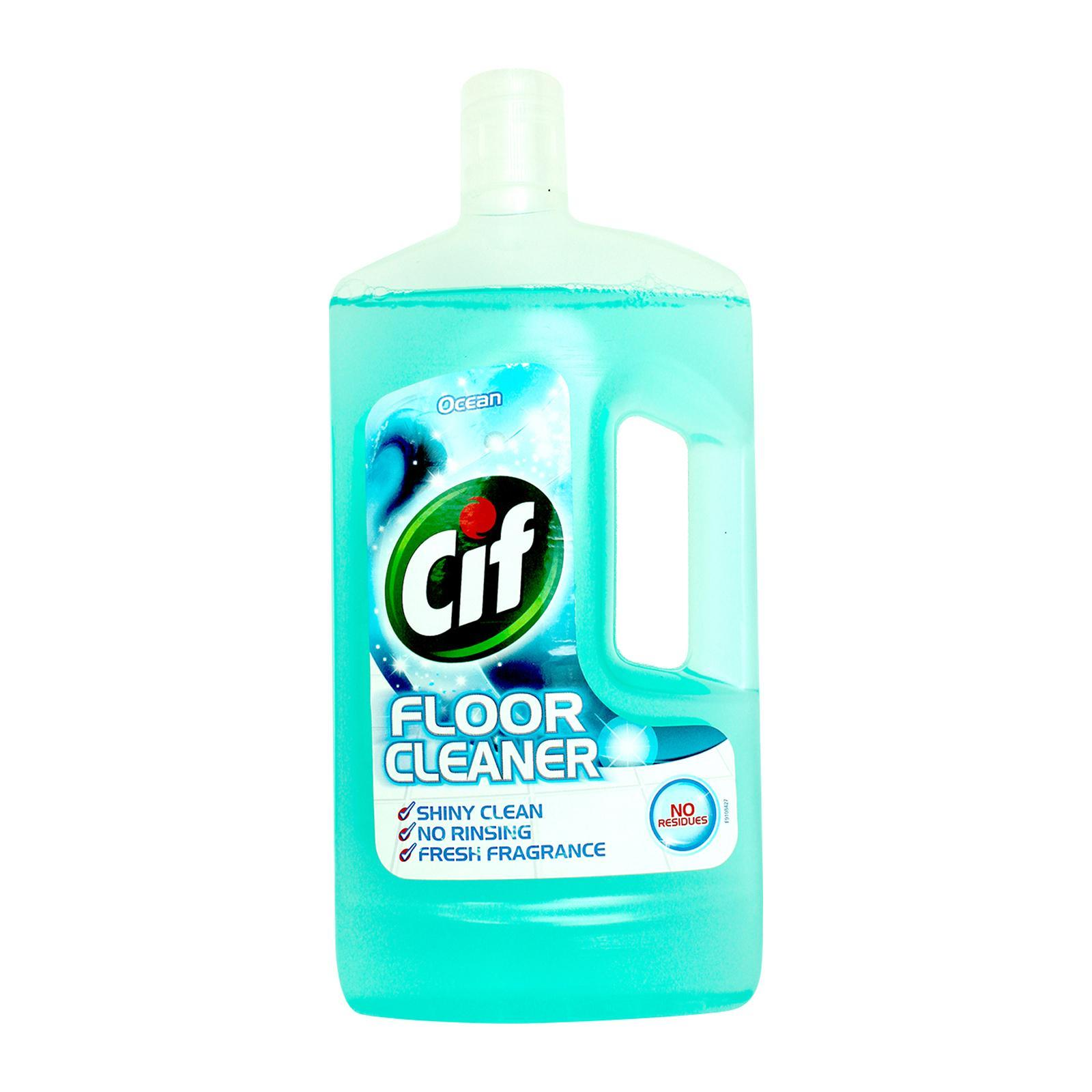 Cif Floor Cleaner Ocean Fresh