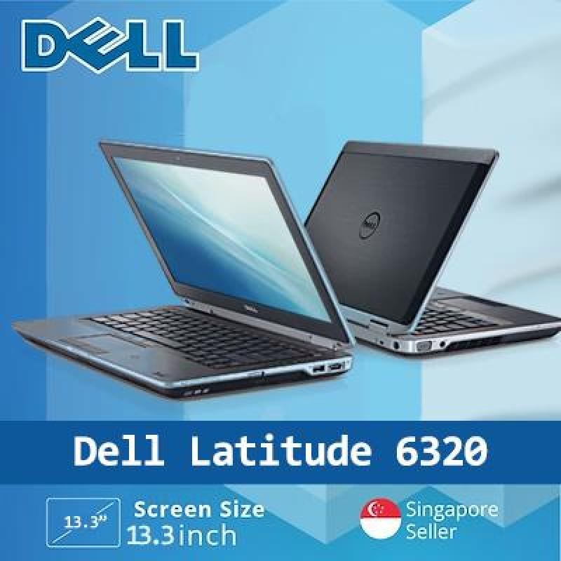 Refurbished Dell Latitude E6320 Laptop / Intel Core i5 / 4GB RAM / 320GB HDD / Windows 7 / One Month Warranty