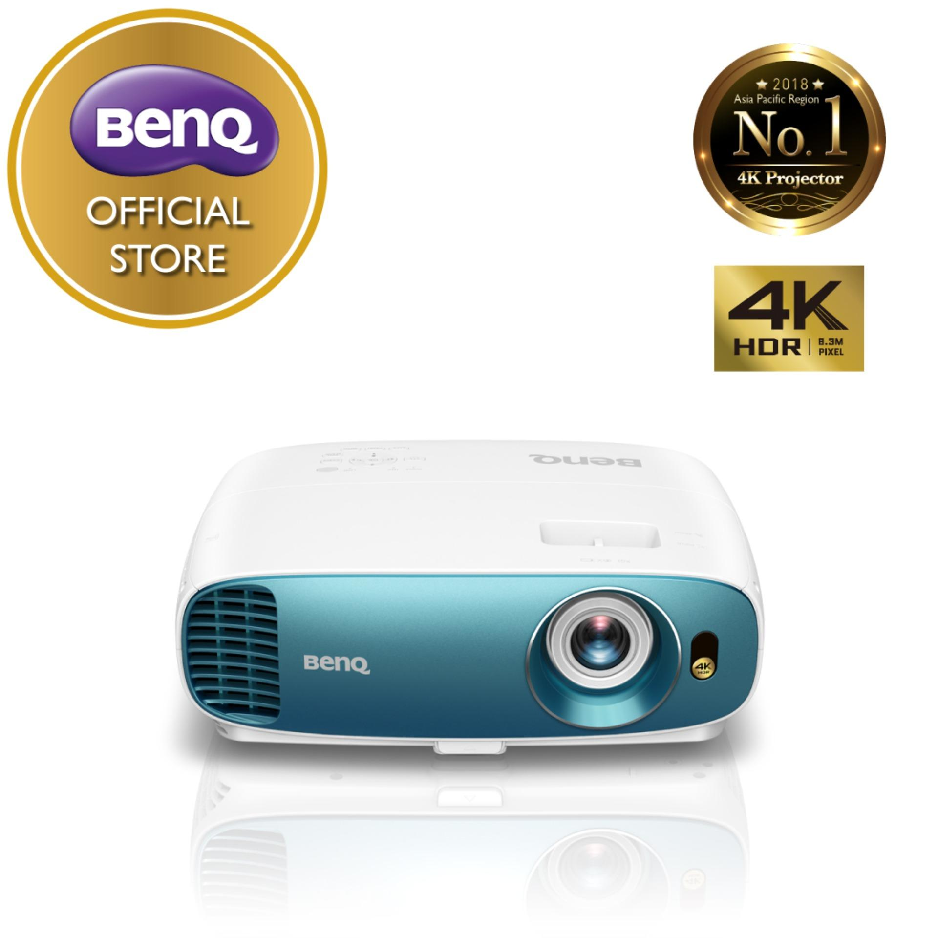 099b115b71e [NEW]BenQ TK800 4K UHD HDR Home Entertainment Projector for Sports Fans  (Ready