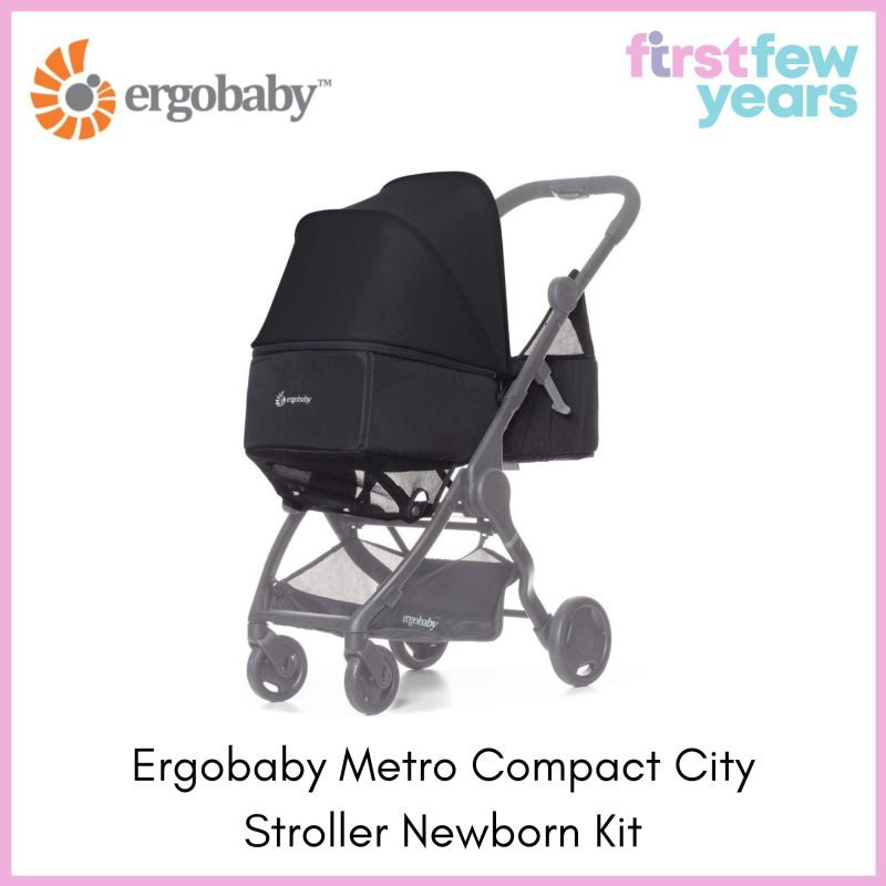 Ergobaby Metro Compact City Stroller Newborn Kit Singapore