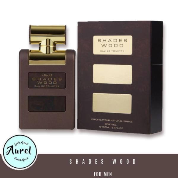 Buy Armaf Shades Wood EDT Perfume for Men 100ml Singapore