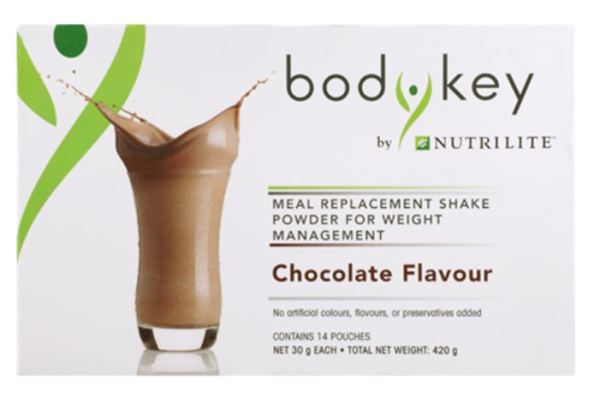 Buy BodyKey by NUTRILITE Meal Replacement Shake (Chocolate) Singapore