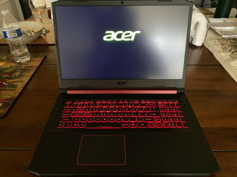 Acer Nitro 5 AN515-43-R9B3 Ryzen 5 / AN515-43-R3B4 Ryzen 7 3550H, 4GB RAM, 512GB SSD, GTX1650, W10