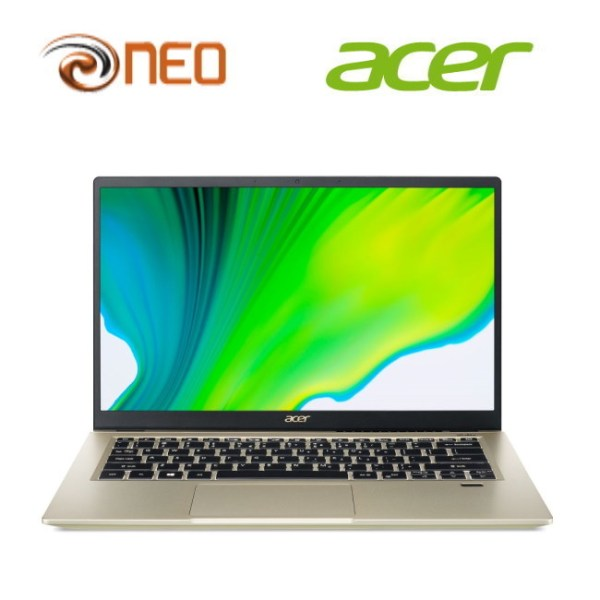 Acer Swift 3x SF314-510G-503B laptop with LATEST 11th Gen Intel Core processor and intel Iris Xe MAX graphics