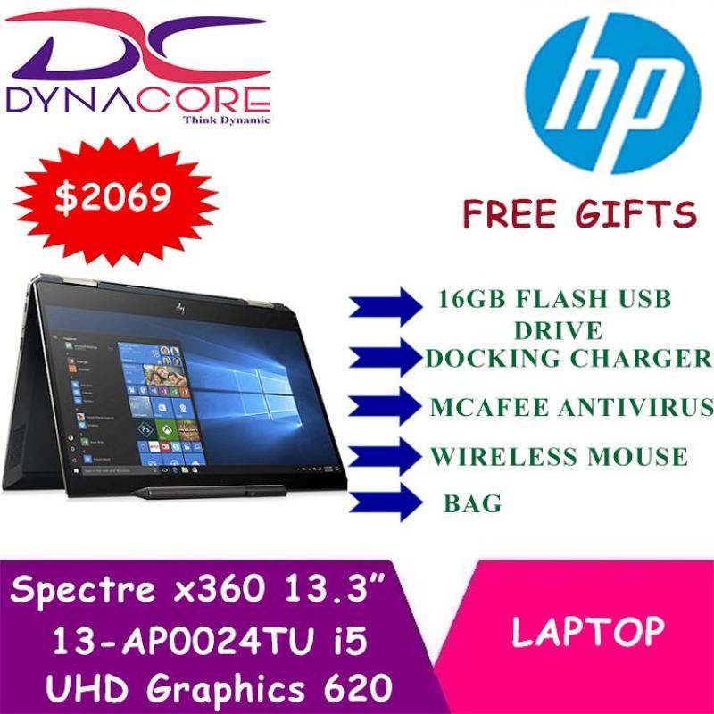HP Spectre x360 13-AP0024TU (5KG01PA) i5 13.3 In 8GB RAM Convertible Laptop