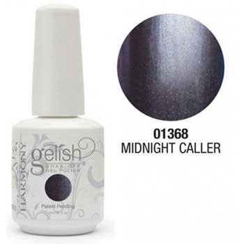 Harmony Gelish Gel Nail Color Midnight Caller 368