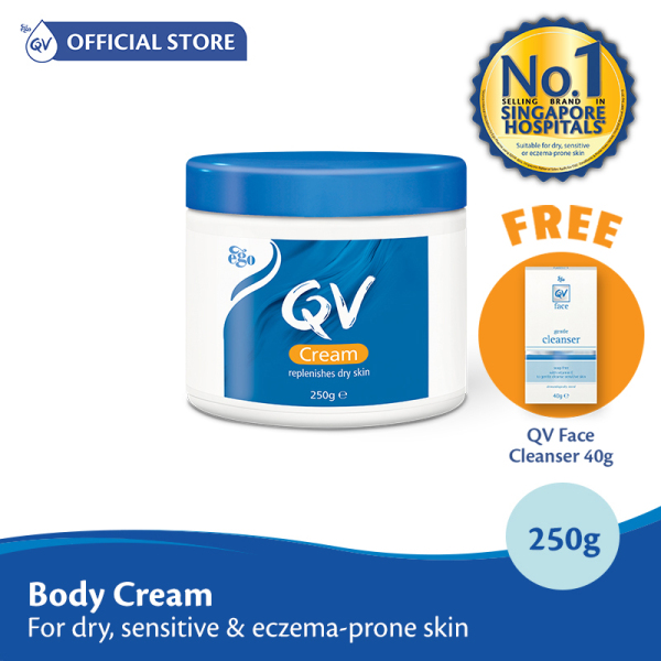 Buy EGO QV Cream 250g Singapore