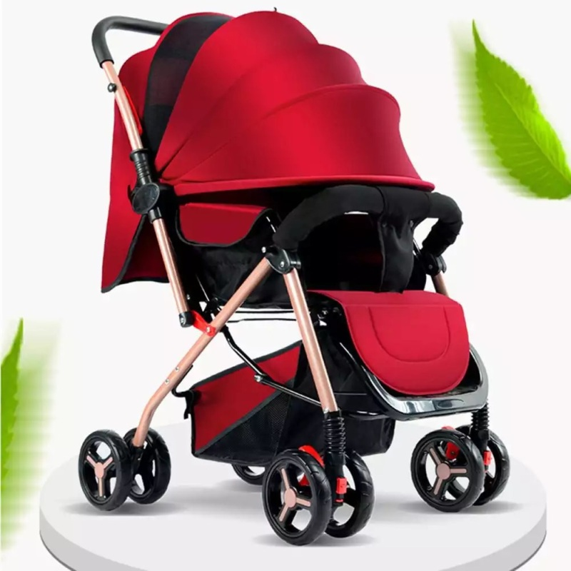Designer Baby Infant Portable Lightweight Stroller Pram Singapore