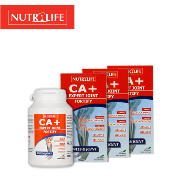 Buy Nutrilife Ca+ Expert Joint EX Triple Pack Singapore