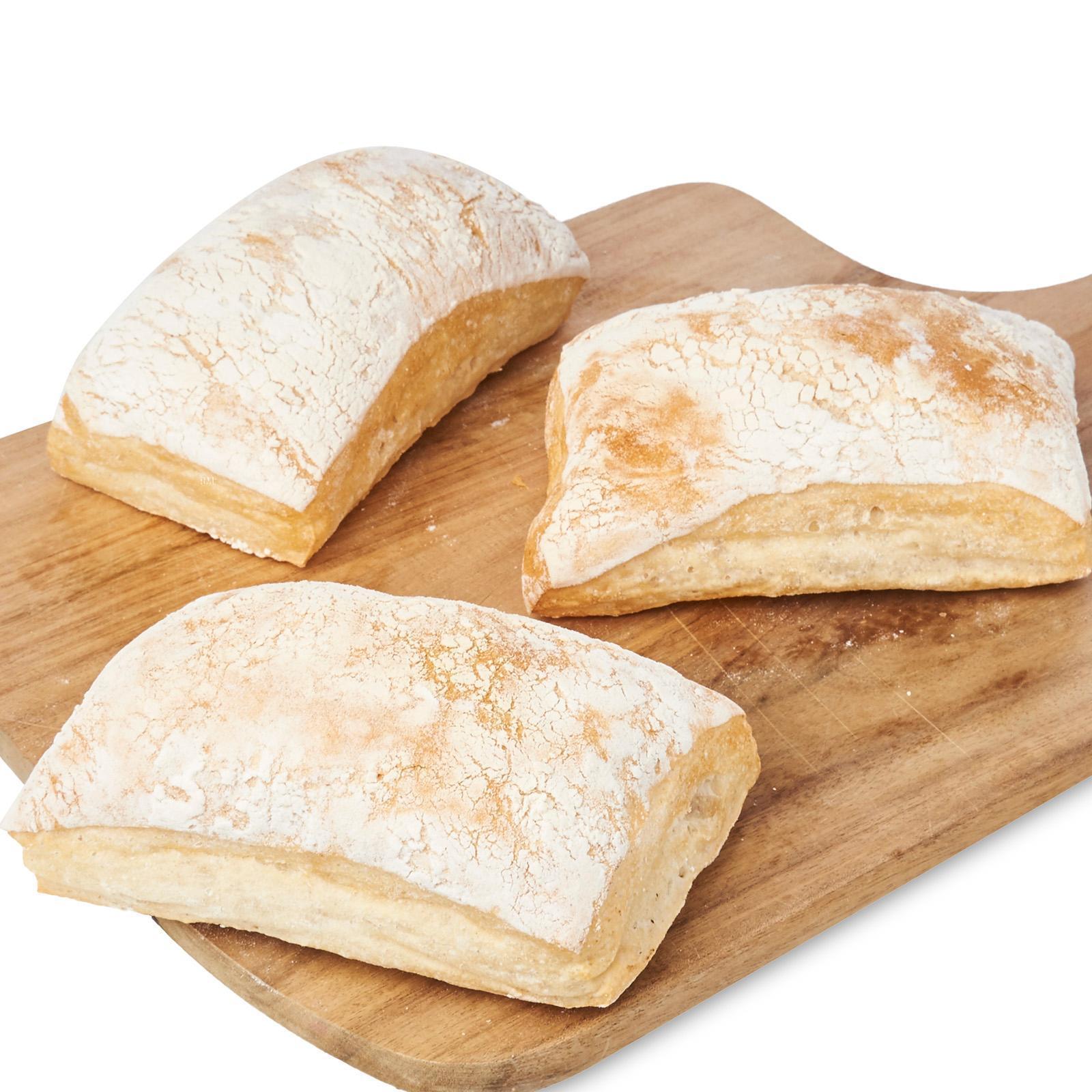 Bakeri Ciabatta Loaf - Frozen By Redmart.