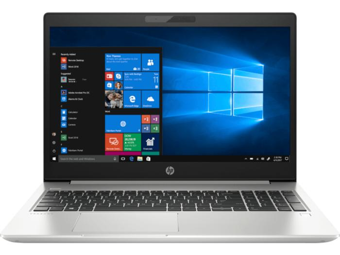 HP ProBook 450 G6 Notebook PC (7EZ21PC)- Intel® Core™ i5-8265U / Windows 10 Pro 64 / 8 GB DDR4 / 1 TB SATA / Intel® UHD Graphics 620