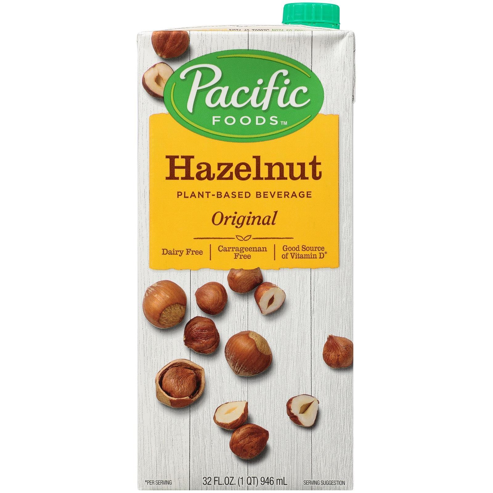 Pacific Original All Natural Hazelnut Non-Dairy Beverage