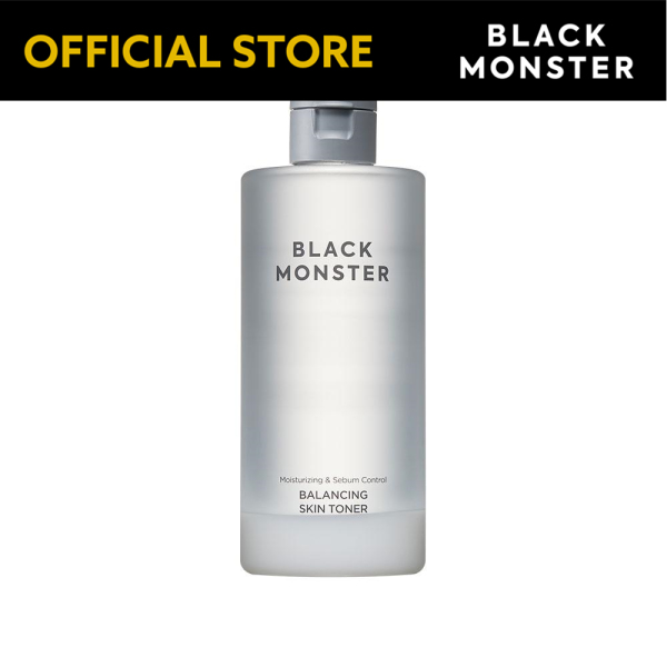 Buy (Black Monster) Balancing Skin toner- Blank Corp Singapore