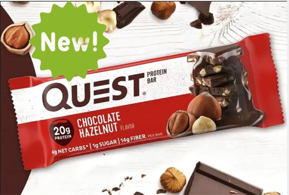Quest Nutrition All Flavours (12 Bars/box) (best Of Healthy Gym Protein Snacks) By Gymgourmet.