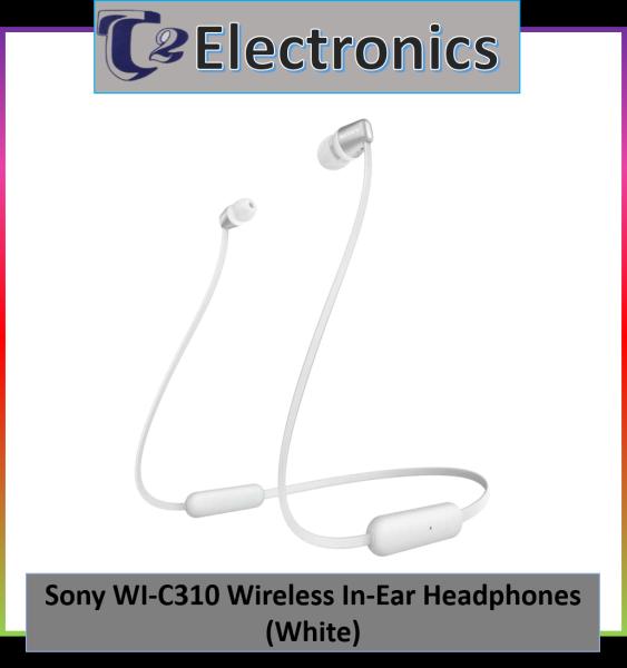 SONY WI-C310 Wireless In-ear Headphones - T2 electronics Singapore