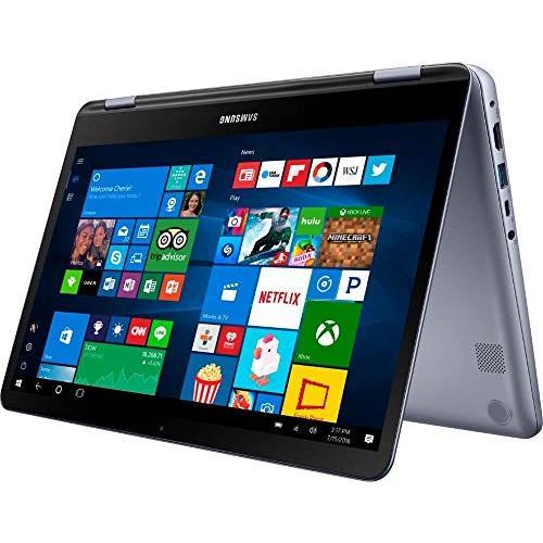 Samsung Notebook 7 Spin NP730QAA - 13.3 FHD Touch - 8Gen i5-8250U - 8GB - 256GB SSD